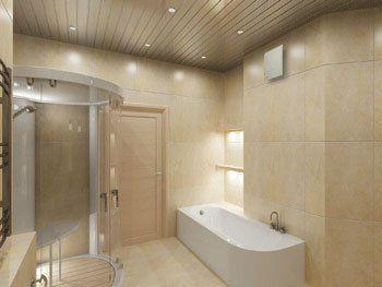 Fürdőszoba ventilátor beépítése