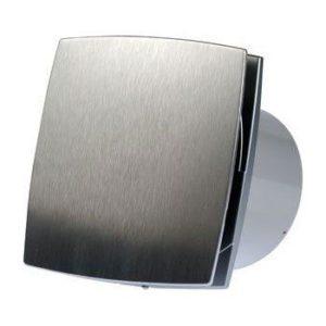 Europlast TI fürdőszoba ventilátor inox előlappal