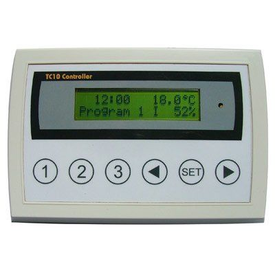 TC10 programozható kapcsoló vezérlő