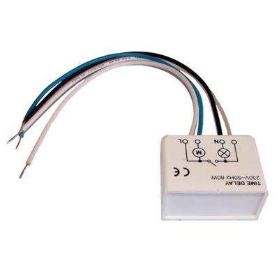 Timer A2V2TFIX ventilátor időzítő elektronika