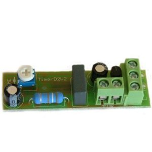 Timer D2V2 időzítő elektronika
