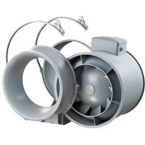 TT MIX elszívó ventilátor tisztítása